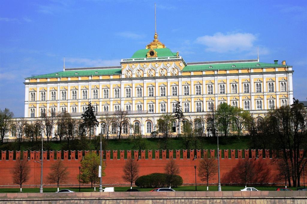Фото Большой Кремлевский дворец